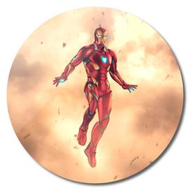 Bleeding Edge Iron Man