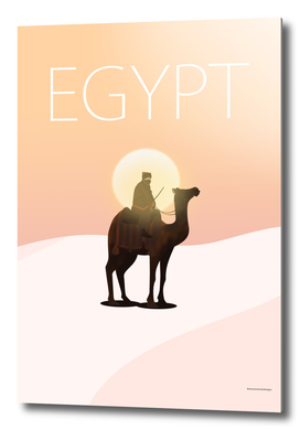 Egypt | Vintage Travel Poster |  perfect for your wall
