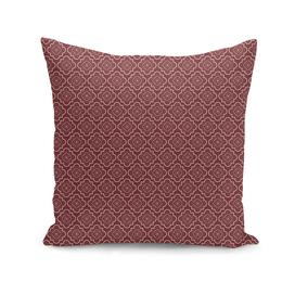 pattern on burgund