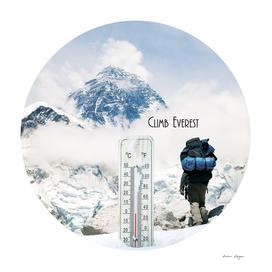 Climb Mt. Everest