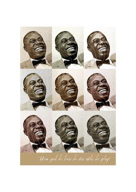 Jazz Heroes Series - Louis Armstrong