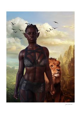 lions queen