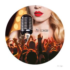 My concert