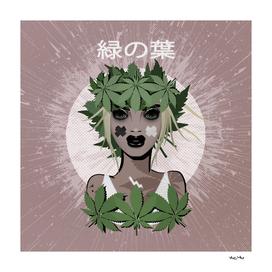 THE GREEN LEAF (Japanese)
