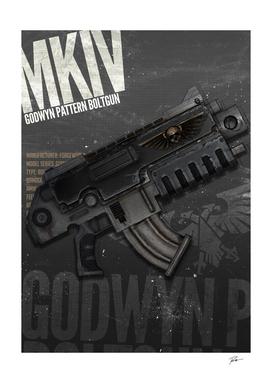 Mk IV Bolter