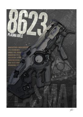 8623 Plasma Gun