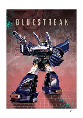 Autobots - Bluestreak
