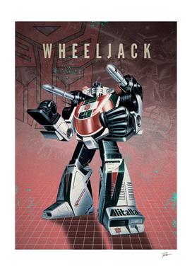 Autobot - Wheeljack
