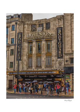 Dominion Theater in London