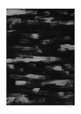 Brushstrokes Abstract Minimalism #1 #minimal #decor #art