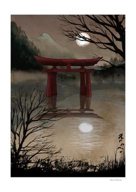 Shrine at the Lake
