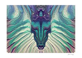 Turquoise Mane YMKcreations2019