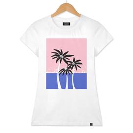 Sweet palm trees