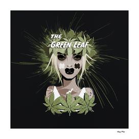 THE GREEN LEAF (English)