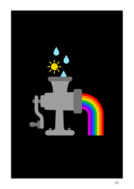 Rainbow Grinder
