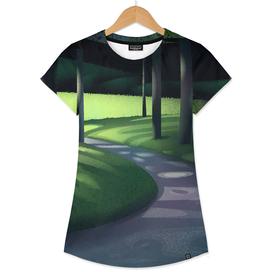 Undergrowth Path