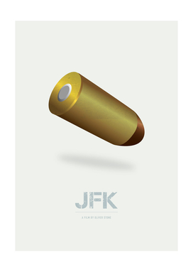 JFK - Alternative Movie Poster