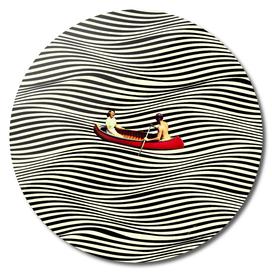 Illusionary Boat Ride