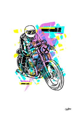 Pop Biker