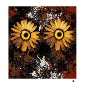 Flowers Eyes