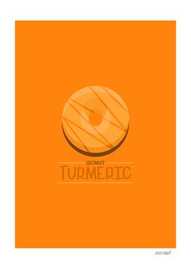 1DONUT - Turmeric
