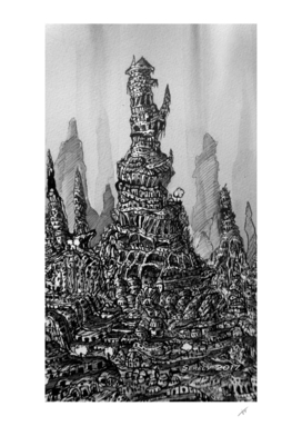 The Hells - tower