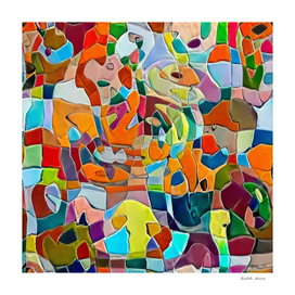 Irregular Mosaic