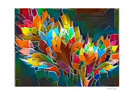 Leafy Mosaic