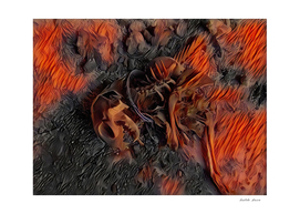 Lava Fossil