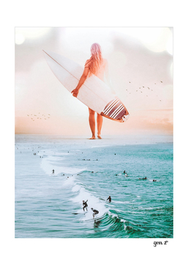 SurfGirl by GEN Z