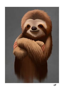Small Sassy Sloth