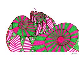 Circus Snake