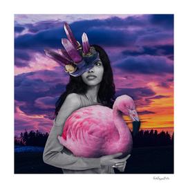 Flamingo Fairy