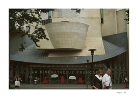 Le Cinémathèque Française