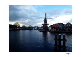 Windmill at Haarlem_Martin McGuire