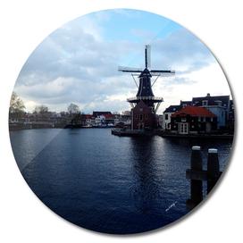 Windmill at Haarlem_Martin McGuire