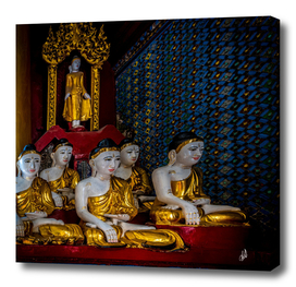 A Room Full Of Buddhas
