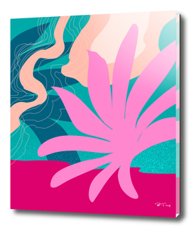 tropical impression