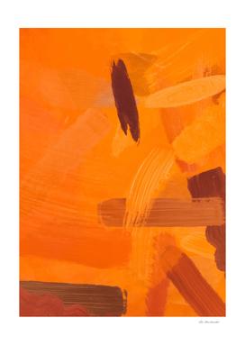 splash painting texture abstract