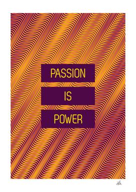 Passion Power