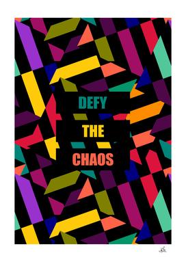 Defy Chaos 1