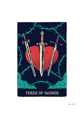 Tarot Swords