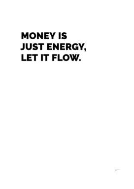 Money Flow Poster