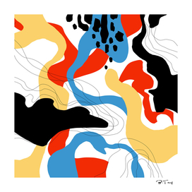 abstract color shape2