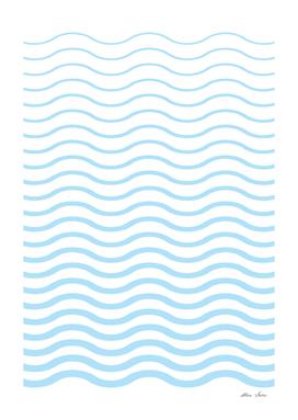 Waves, Summer, Waves pattern, Blue Waves,