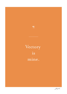 Vectory is mine