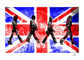 Beatles | Abbey Road | Pop Art