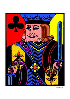 KING OF CLUBS COLOURS