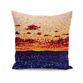 Sunset at Sea - Alan Hogan