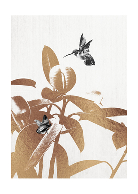 Fluttering Nature III-Rectangular Edition